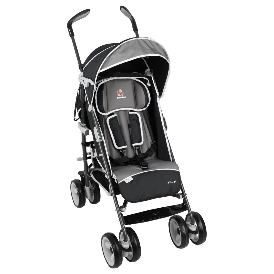Renolux Poussette-canne Travelling black