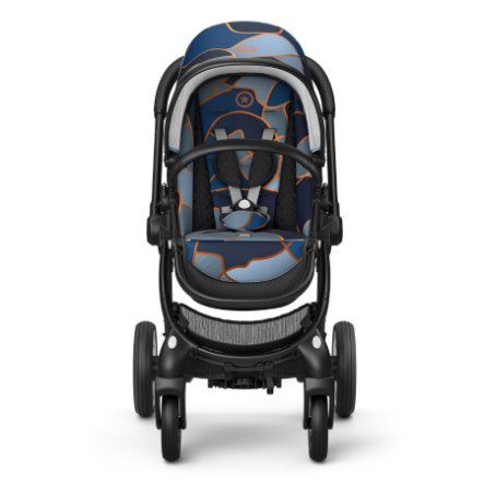 Kiddy Kinderwagen Evostar 1 Urban Camo