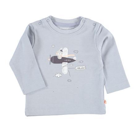 STACCATO Overhemd met lange mouwen vliegtuig rookblauw
