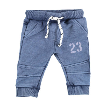 STACCATO Pantalon de survêtement jeans bleu