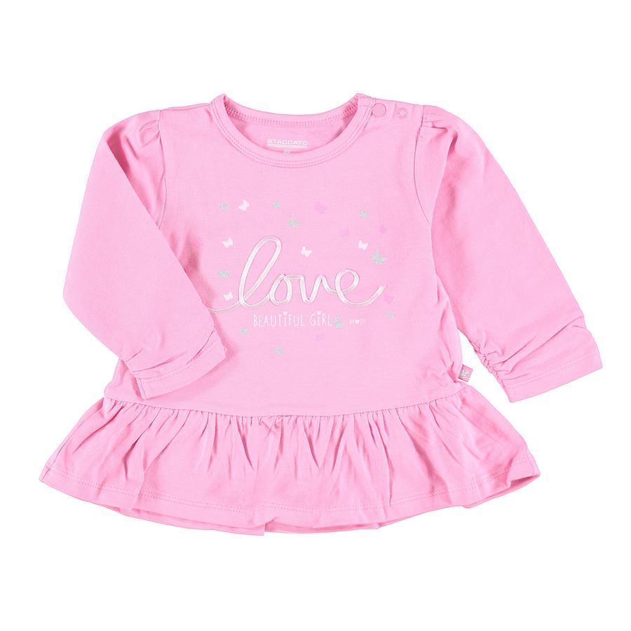 STACCATO Rosa túnica