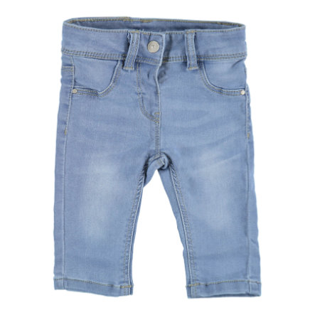STACCATO Jeans för flickor ljusblå