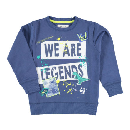 STACCATO Sweatshirt Legende blauw