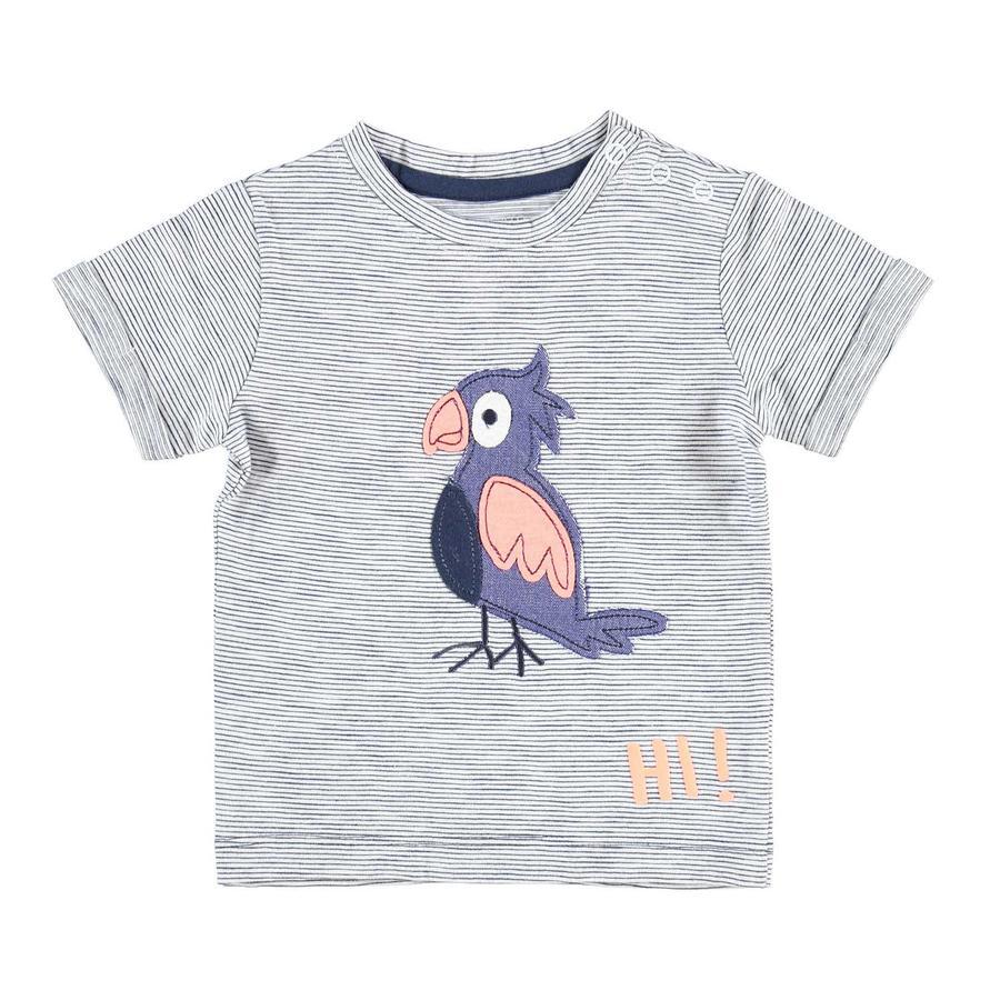 STACCATO Boys T-Shirt struttura grigia