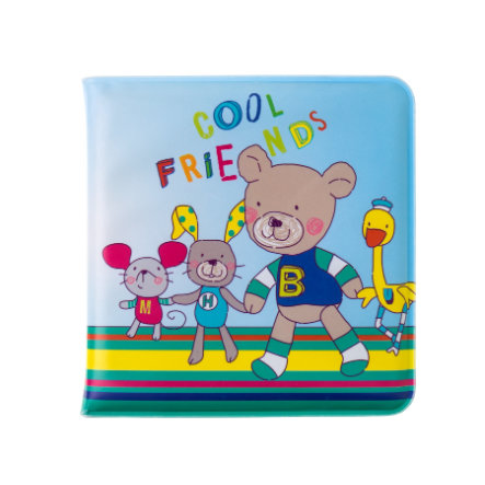 Rotho Babydesign Libricino per il bagnetto Cool Friends