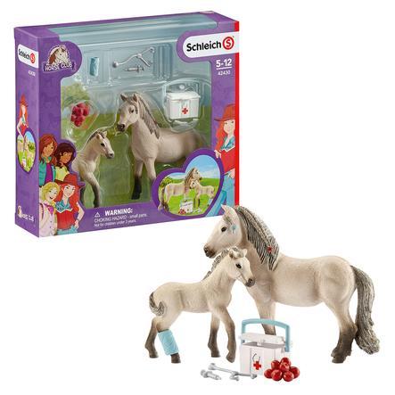 Schleich Kit di pronto soccorso di Hannah 42430