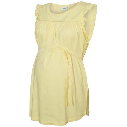 mama licious omstandigheid shirt MLIMAN Lemon afscheid van mama licious circumstance shirt