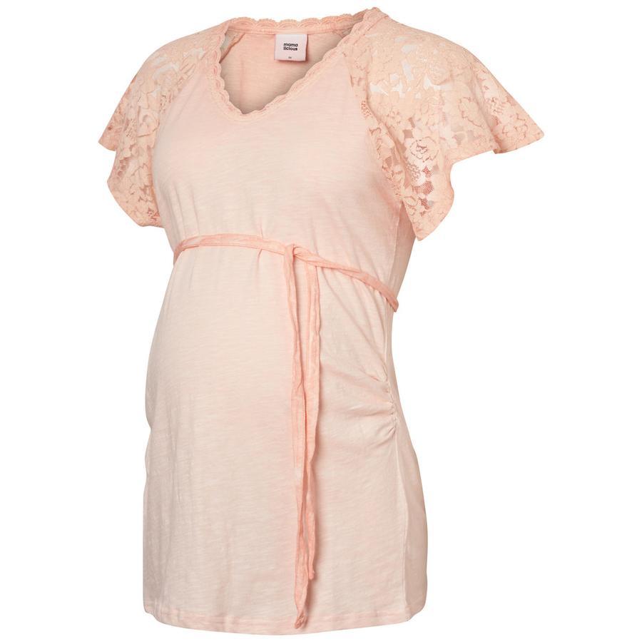 Mama Licious trøje MLMALIKA Seahsell Pink