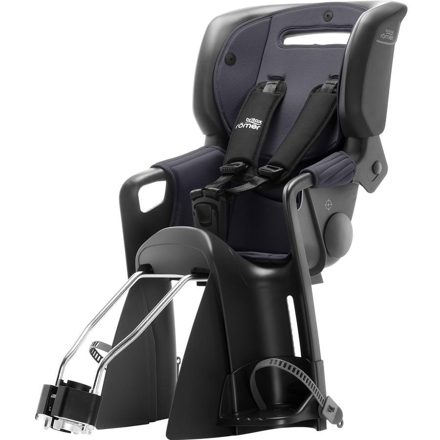 Britax Römer Fahrradsitz Jockey² Comfort Black / Anthracite 1 Million Limited Edition