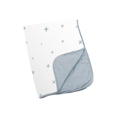 Doomoo Dream Couverture bébé Stars bleu 75x100 cm