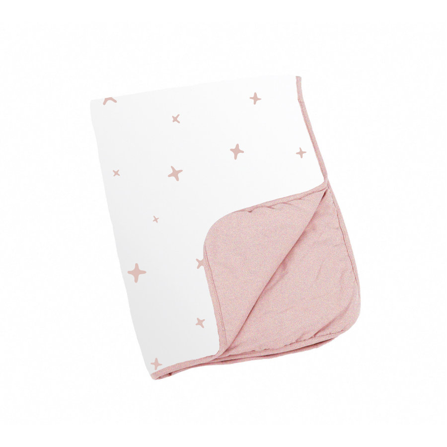 Doomoo Dream Kocyk Stars rosa