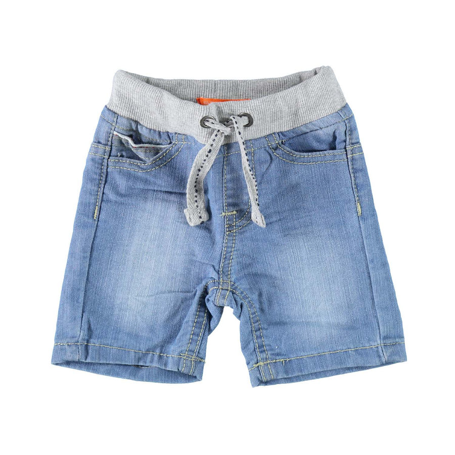 STACCATO Boys Jeansbermudas mid blue denim