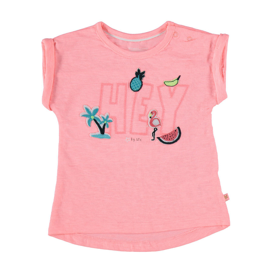 STACCATO Girls T-Shirt neon candy