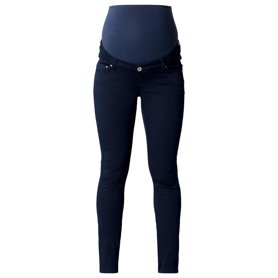 noppies Těhotenské kalhoty Bailey Dark Blue