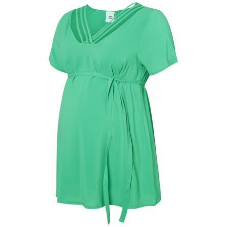 mama licious Camisa Circunstancia MLDEB Marine Green