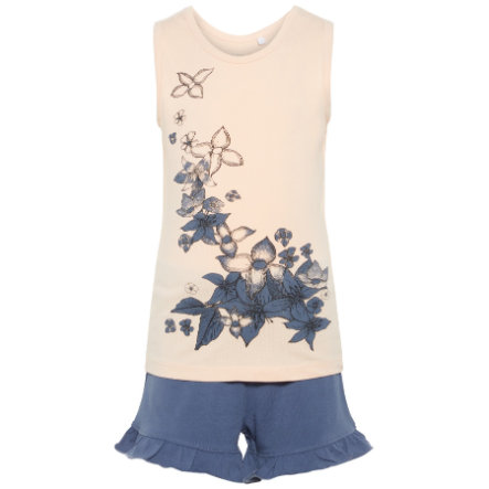 name it Girls Set 2tlg. Petrax vintage indigo
