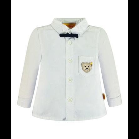 Steiff Boys Camisa, blanca