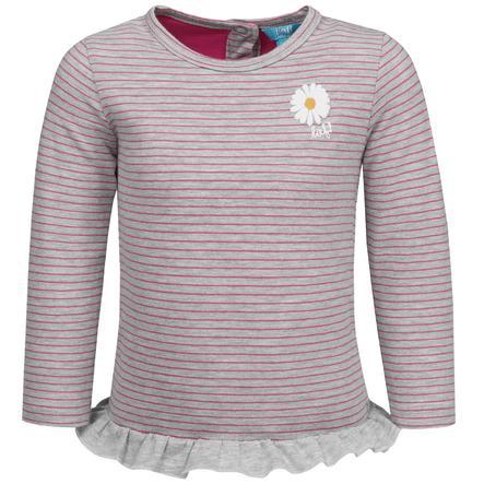 ran ! Girl s T-Shirt à rayures