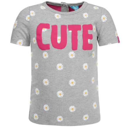 ran ! Girl s T-Shirt avec des marguerites