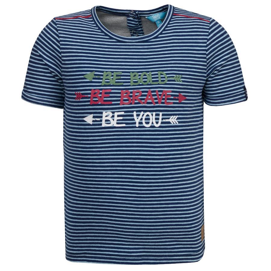 lief! Boys T-Shirt mit Streifen