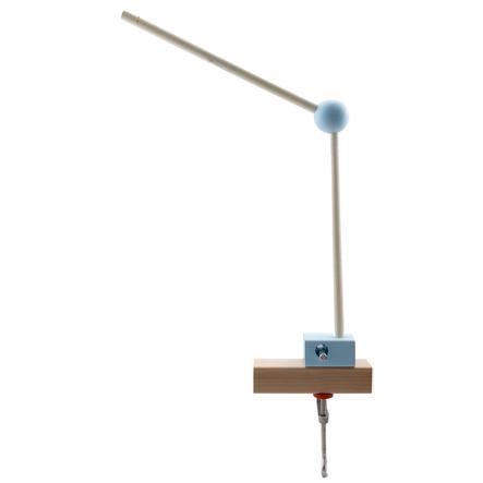 HESS Mobilehalter, nature blue