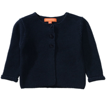 STACCATO Girls Strickjacke midnight