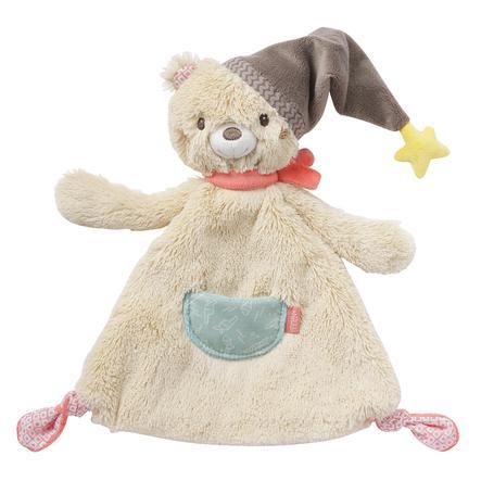 fehn® Schmusetuch Bär