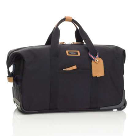 storksak Wickeltasche Cabin Carry-On Black
