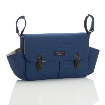 storksak Kinderwagen Organiser Travel Navy