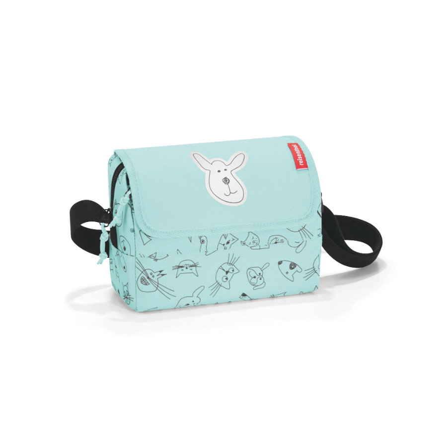 reisenthel® everydaybag XS kids cats and dogs menta