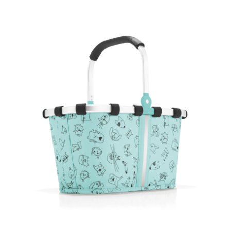 reisenthel® carrybag XS kids cats and dogs menta