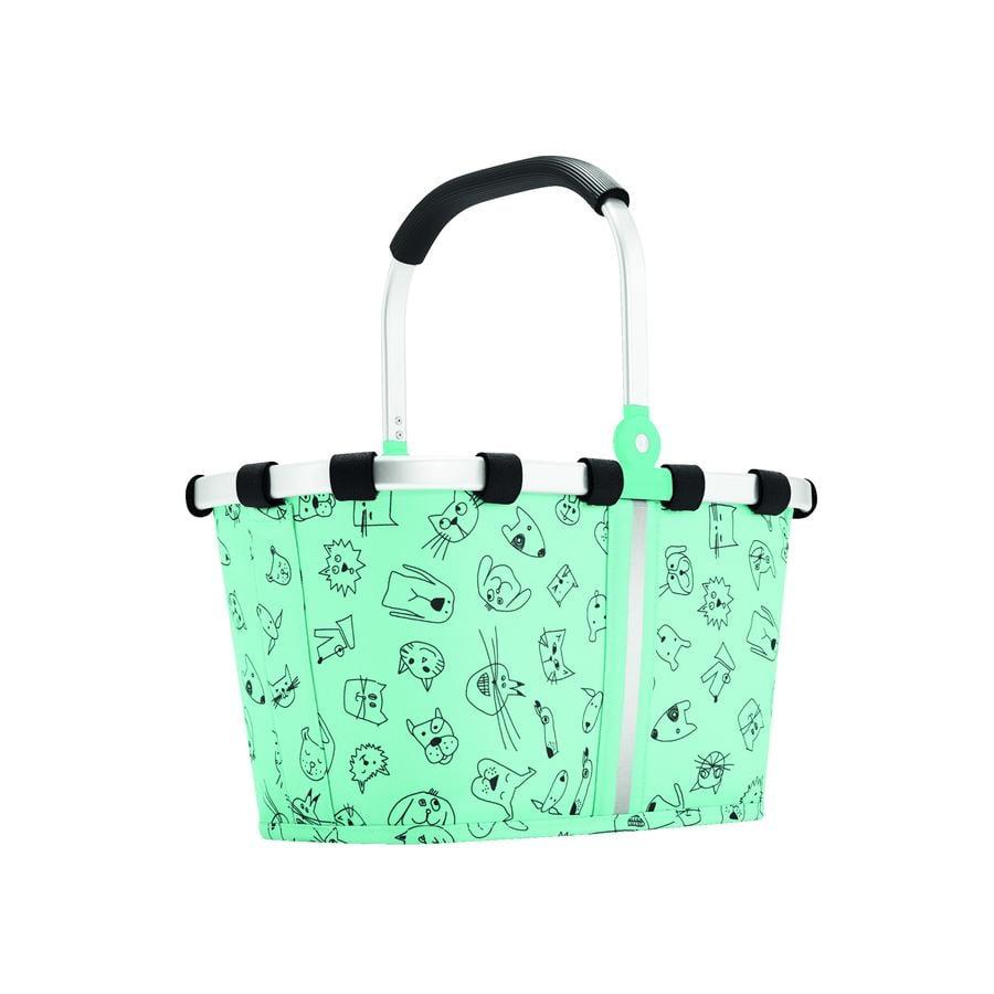 reisenthel® Sac à main carrybag XS chiens chats vert menthe