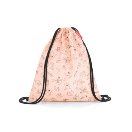 fca9462df4d reisenthel® mysac kids cats and dogs roze | pinkorblue.be