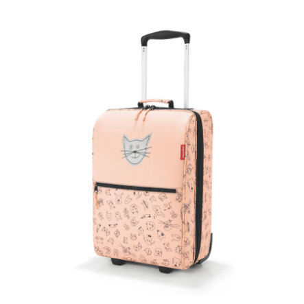 reisenthel® trolley XS kids cats and dogs rose
