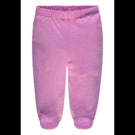 KANZ Girls Hose mit Fuß, rosa