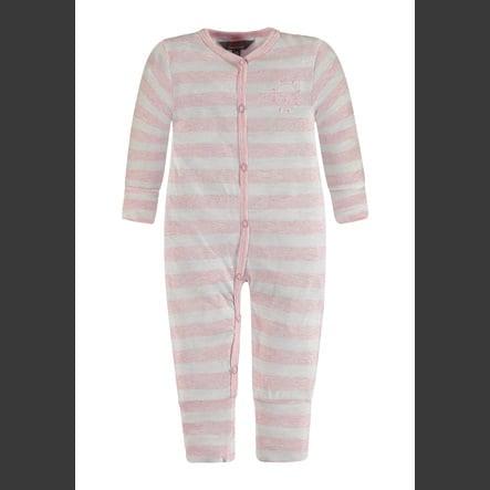KANZ tyttöjen Pyjama 1tlg, vaaleanpunainen