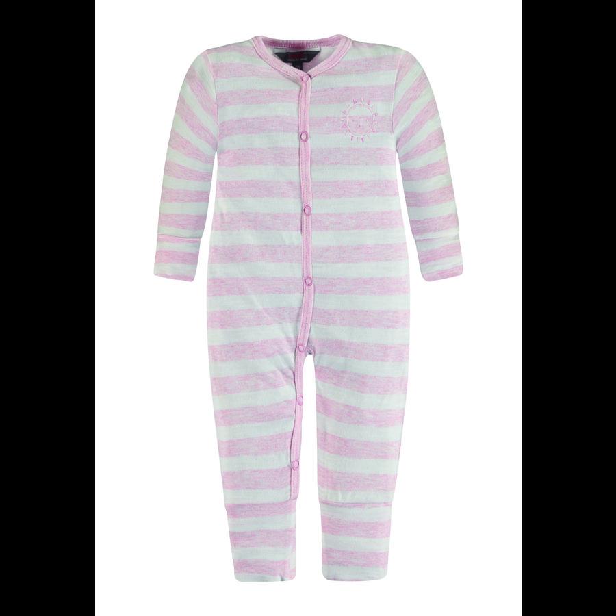 KANZ Pyjamas för flickor 1tlg., Rosa
