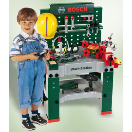 Theo Klein Bosch Werkbank Nr 1 Babymarkt De