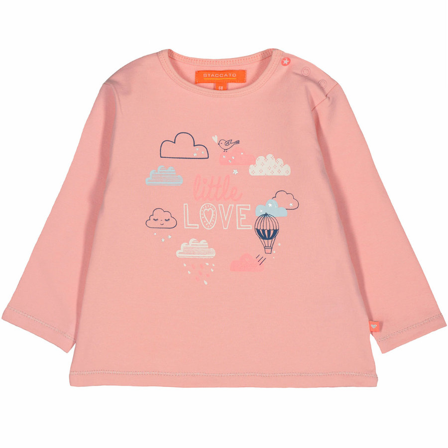 STACCATO Girls Sweat blush