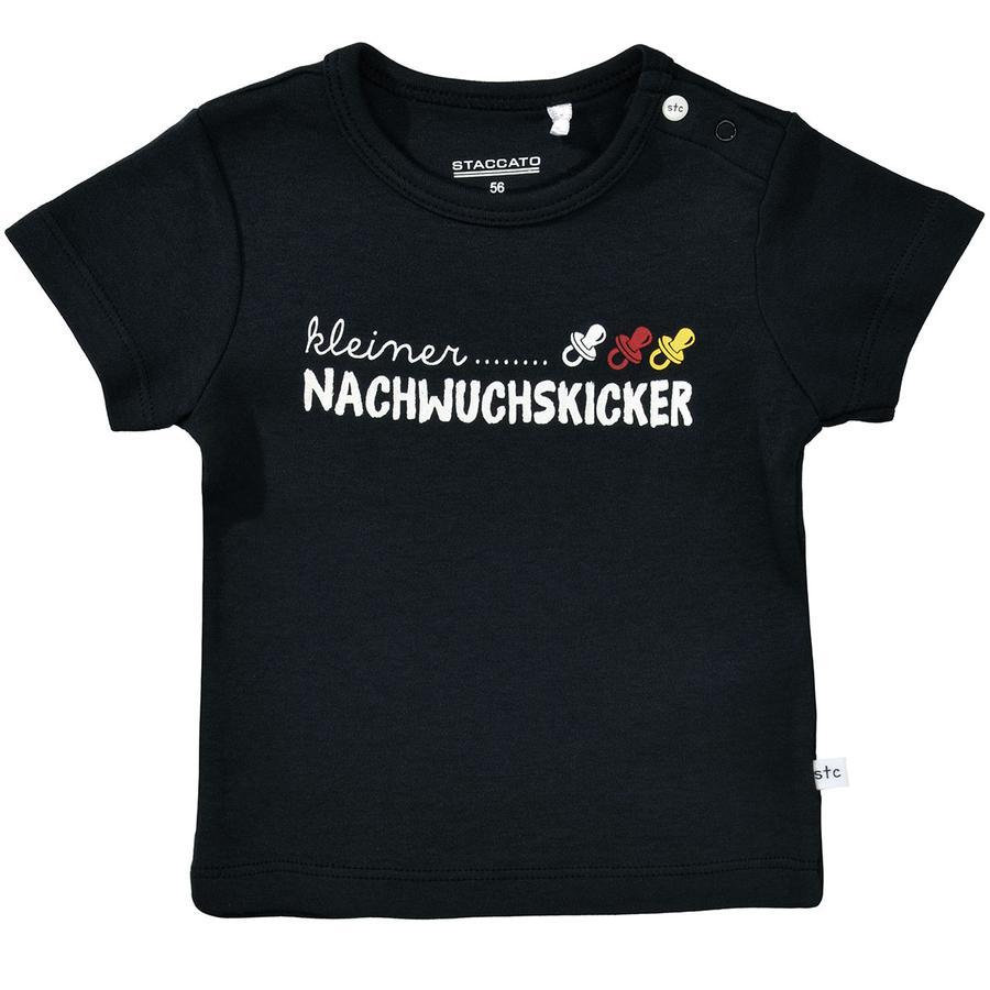STACCATO T-Shirt zwart