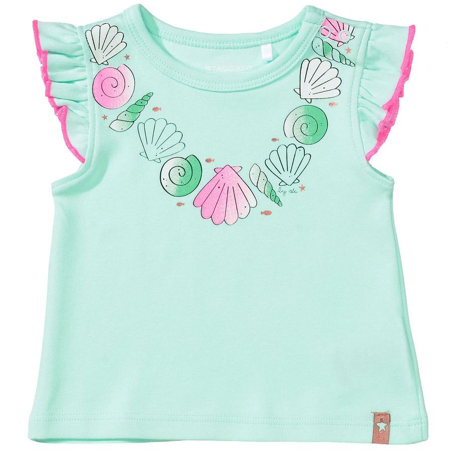 STACCATO Girl s T-Shirt menta fría