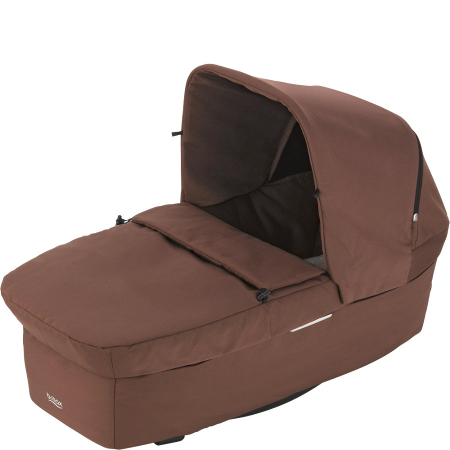 Britax Kinderwagenaufsatz Go Wood Brown