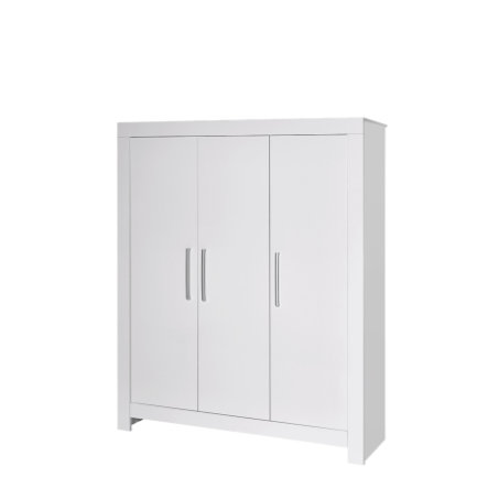 Schardt šatní skříň Nordic White třídveřová
