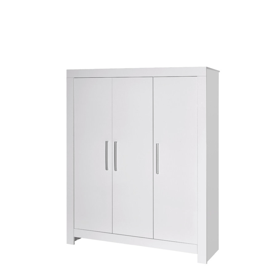 schardt kleiderschrank nordic white 3 t rig. Black Bedroom Furniture Sets. Home Design Ideas