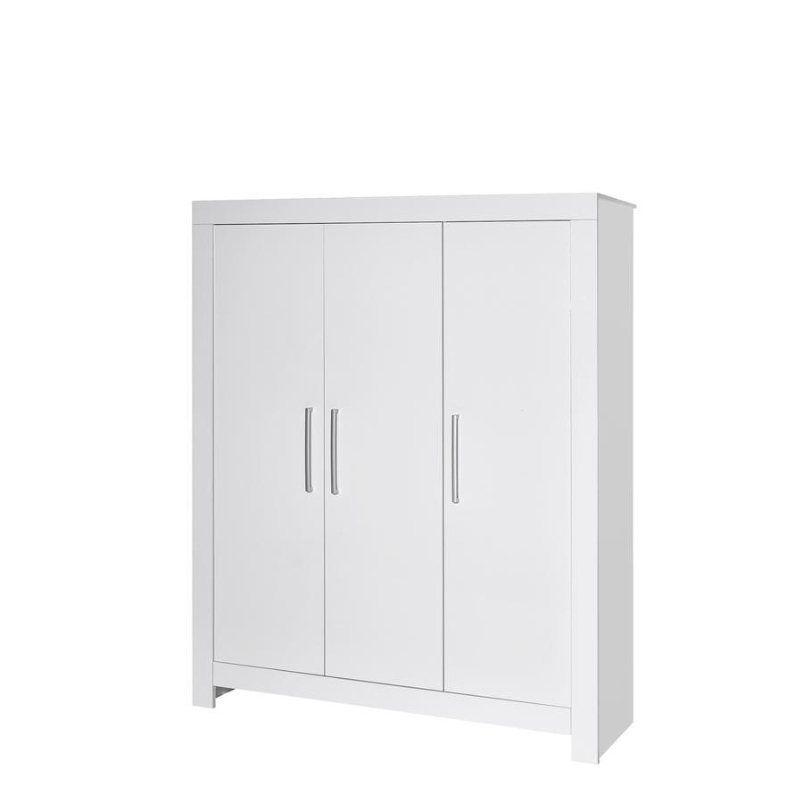 Szafa Schardta 3 Nordic White drzwi