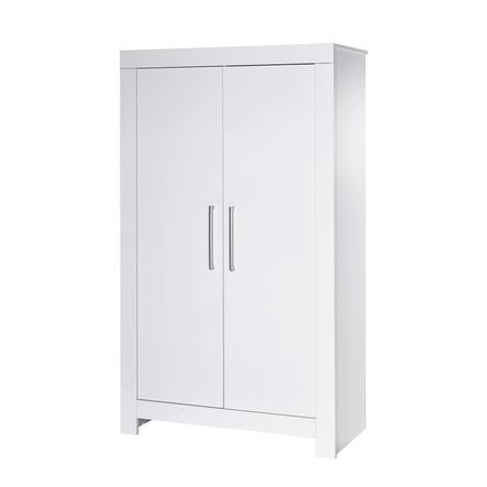 Szafa Schardta 2 Nordic White drzwi.