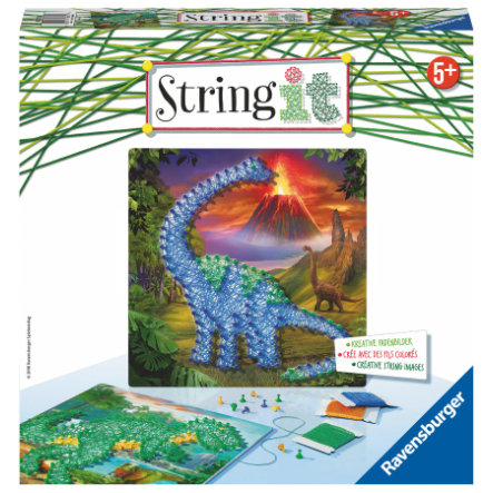 Ravensburger String it Midi - Dinos aurier
