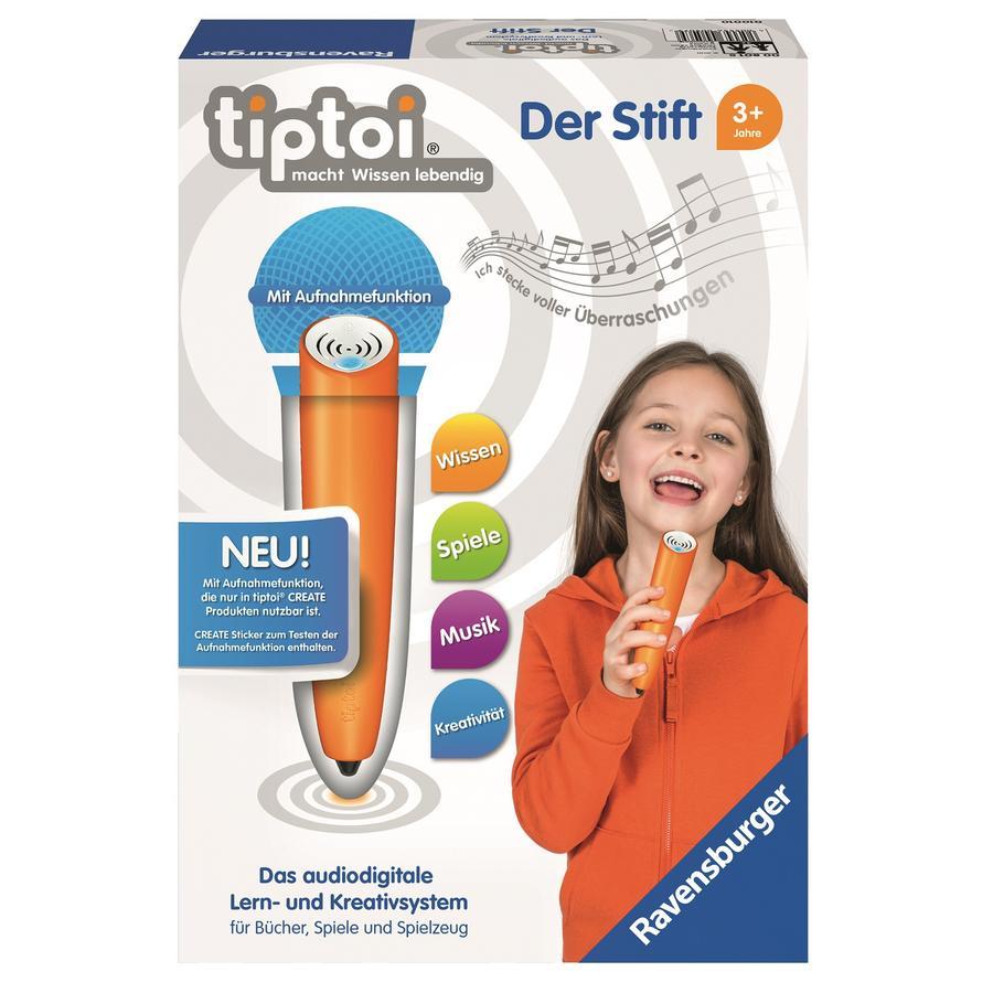 Ravensburger tiptoi® Der Stift mit Aufnahmefunktion