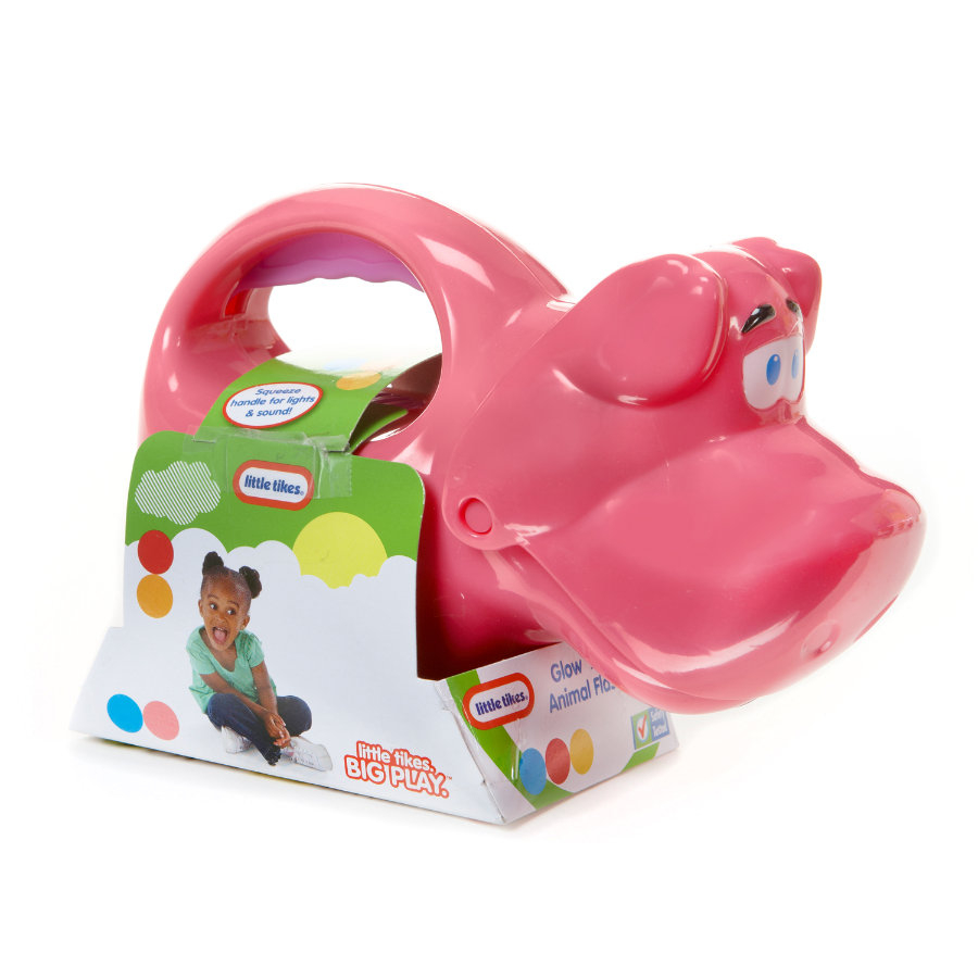 little tikes Glow 'N' Speak - Tiertaschenlampe Schwein
