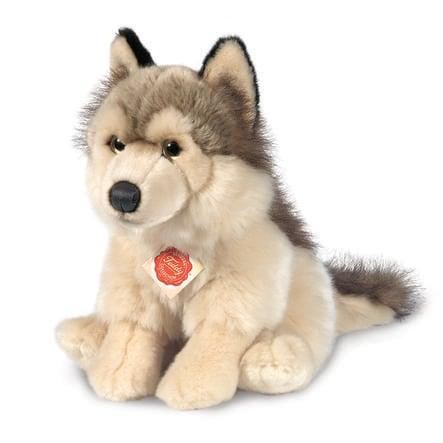 Teddy HERMANN® ulv sitter, 29 cm
